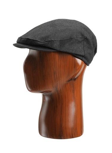 D'S Damat Şapka Antrasit